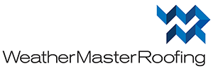 Weather Master Roofing WMR Logo