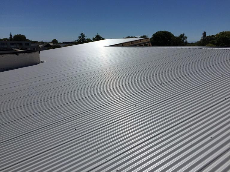Corrugate Longrun Roofing