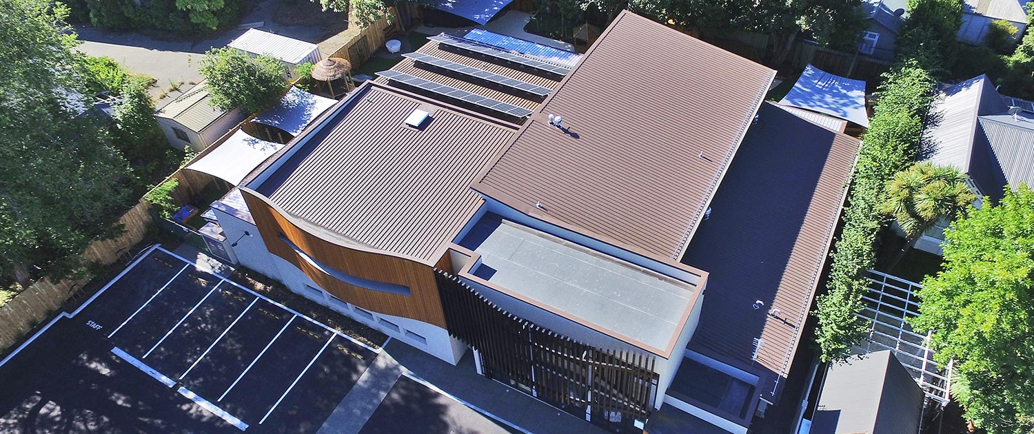 Christchurch-Kindergarten-New-Roofing-membrane
