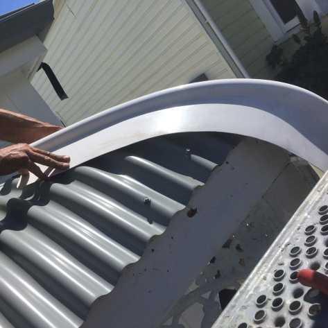 Customised Curves Weathermaster Roofing Canterbury Ltd