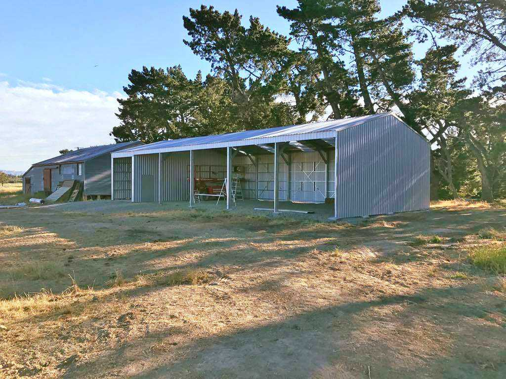Rural Barns Amp Sheds Weathermaster Roofing Canterbury Ltd