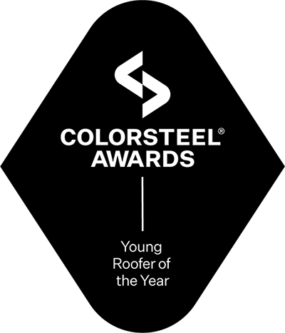 COLORSTEEL® Awards Young roofer of the year